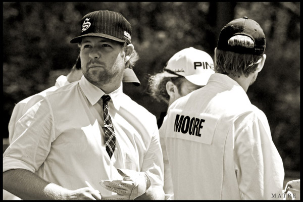 Ryan Moore: Best Dressed at the 2010 Masters?