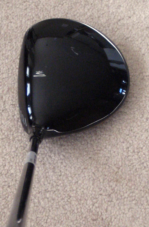 The Cobra S2 Driver at address