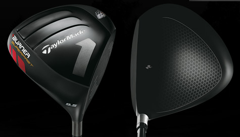 The TaylorMade Burner SuperFast TP Driver
