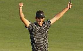 2011 Masters Champion Charl Schwartzel