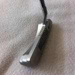 Nike Method 002 Putter Front Angle View