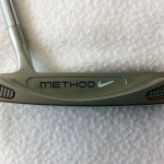 Nike Method 002 Putter Rear View