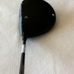 The Cobra S3 Driver in Playing Position