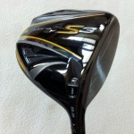 Sole of the Cobra S3 Driver